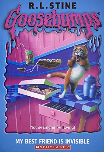 My Best Friend is Invisible By R. L. Stine