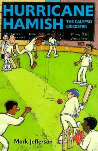 The Calypso Cricketer By Mark Jefferson
