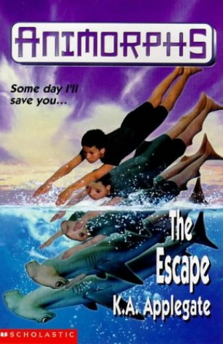 The Escape By Katherine Applegate