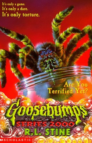 Are You Terrified Yet? By R. L. Stine