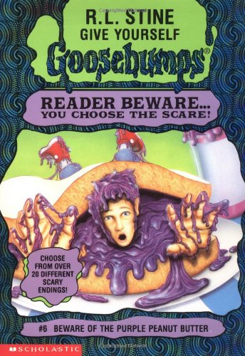 Give Yourself Goosebumps By R. L. Stine