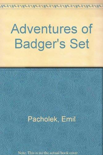 Adventures of Badger's Set By Emil Pacholek