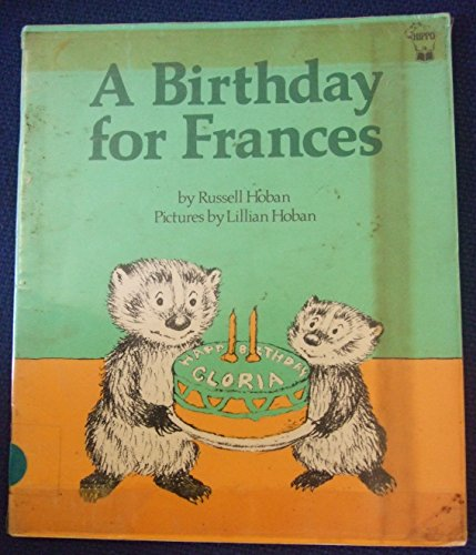 Birthday for Frances, A By Russell Hoban