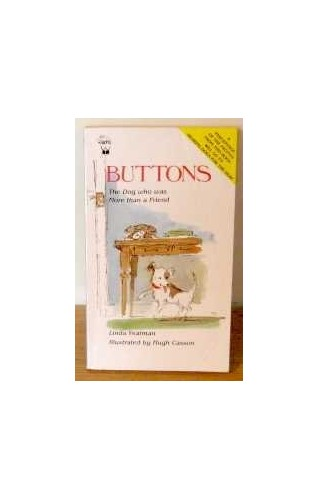 Buttons: The Dog Who Was More Than a Friend (Hippo books) By Linda Yeatman
