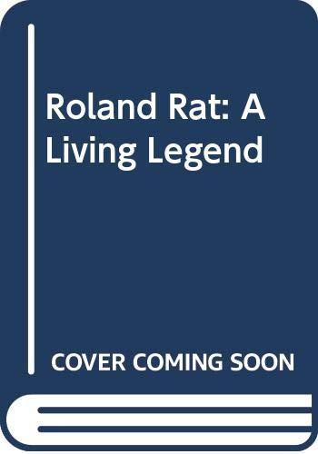 Roland Rat By Anne Digby