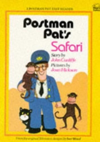 Postman Pat Goes On Safari By John Cunliffe