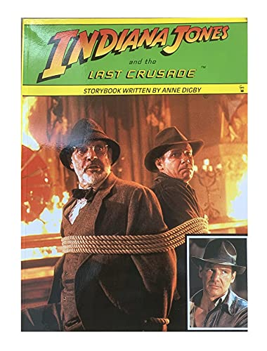Indiana Jones and the Last Crusade By Anne Digby