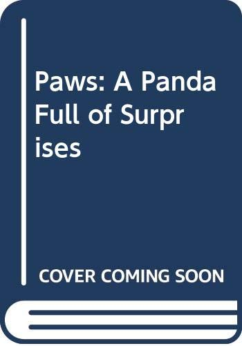 Paws: A Panda Full of Surprises by Joan Stimson