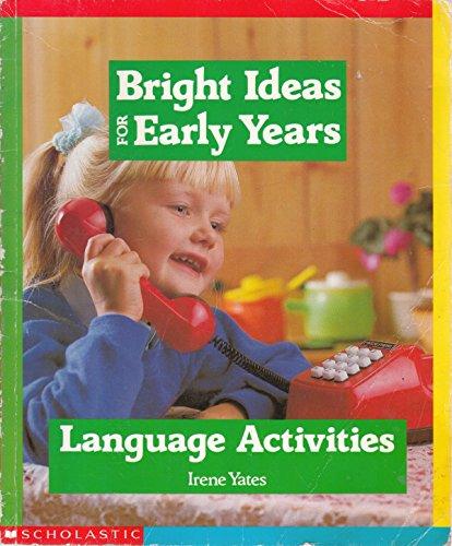 Language Activities By Irene Yates