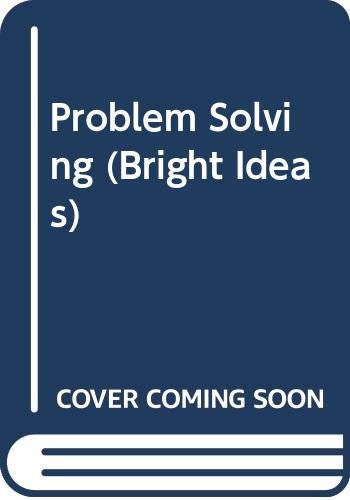 Problem Solving By Archie Millar
