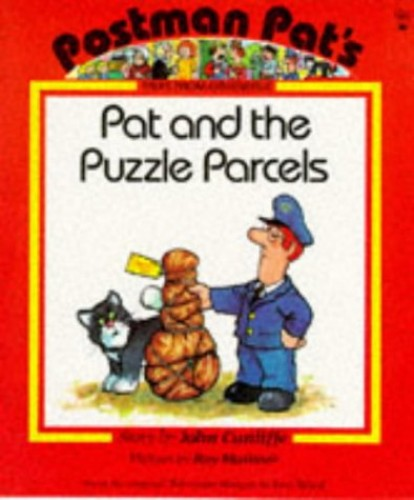 Pat and the Puzzle Parcels By John Cunliffe