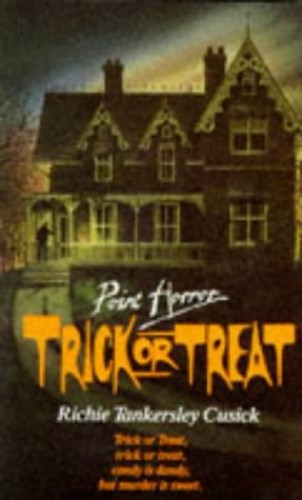 Trick or Treat By Richie Tankersley Cusick