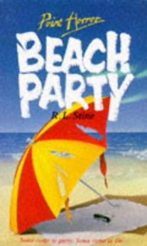 Beach Party By R. L. Stine
