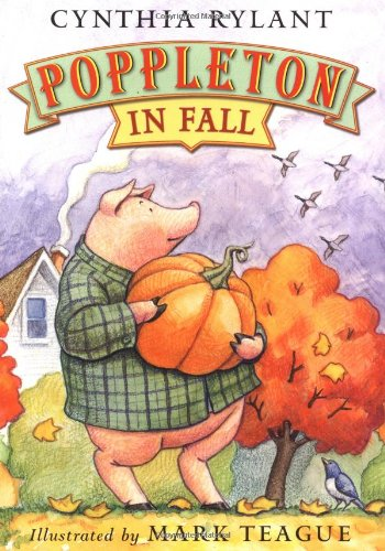 Poppleton in Fall By Cynthia Teague Rylant