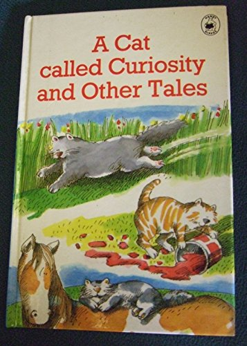 A Cat Called Curiosity By Geoffrey Allan