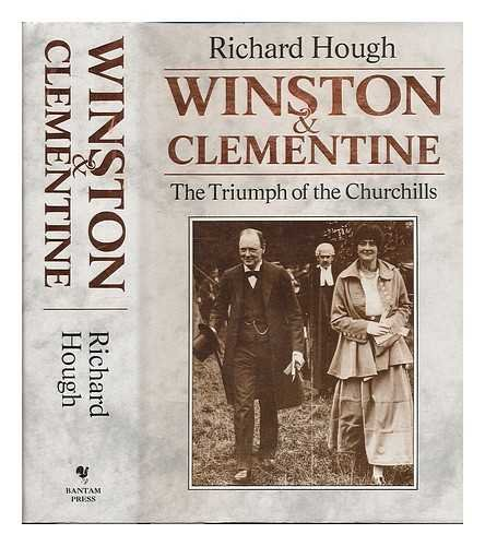 Winston and Clementine By Richard Hough