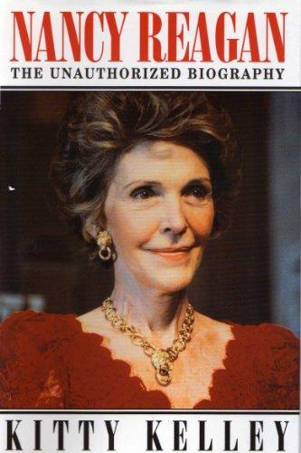 Nancy Reagan By Kitty Kelley