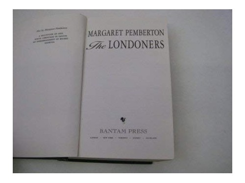 The Londoners By Margaret Pemberton