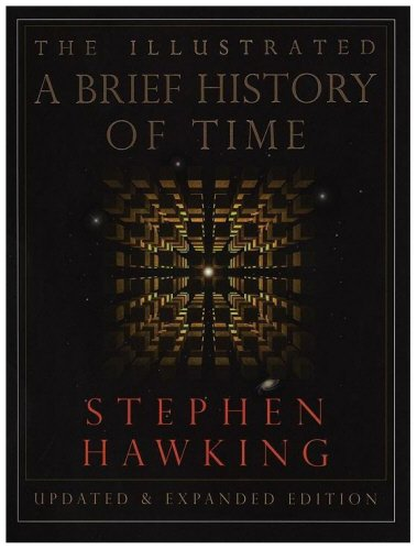 A Brief History of Time (Illustrated) By Stephen Hawking