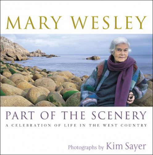 Part of the Scenery by Mary Wesley