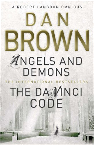 "Robert Langdon Omnibus: ""Angels and Demons"", ""The Da Vinci Code"" by Dan Brown"