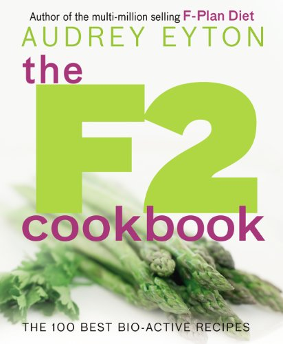 The F2 Cookbook by Audrey Eyton