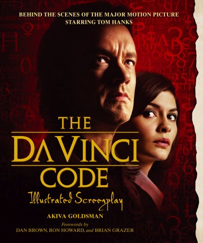 Da Vinci Code: The Illustrated Screenplay by Dan Brown