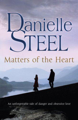 Matters of the Heart by Steel, Danielle Book The Cheap Fast Free Post