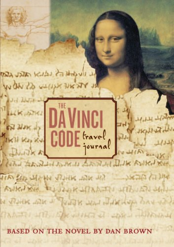 Da Vinci Code: Travel Journal by Dan Brown