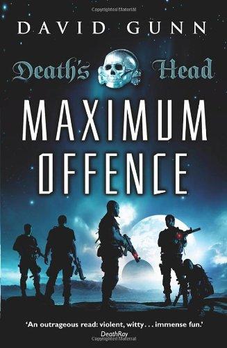 Death's Head: Maximum Offence (Death's Head 2) By David Gunn