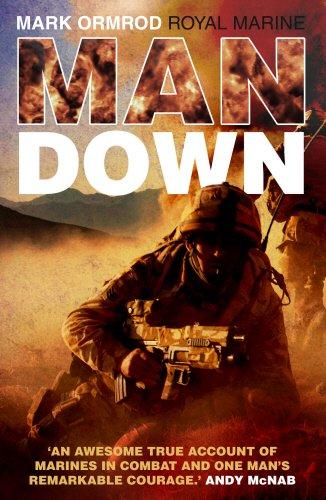 Man Down By Marine Mark Ormrod
