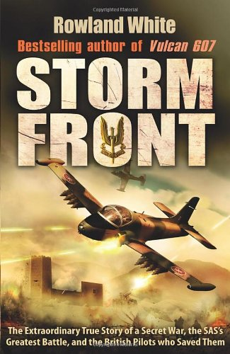 Storm Front By Rowland White