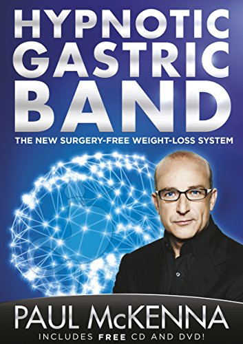 The Hypnotic Gastric Band(CD+DVD) By Paul McKenna