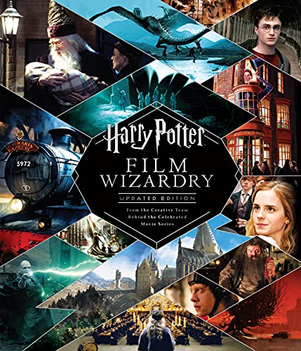 Harry Potter Film Wizardry (Revised and expanded) By Warner Bros.