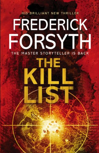Kill List by Frederick Forsyth