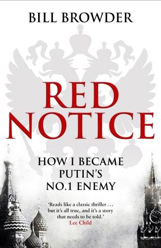 Red Notice von Bill Browder