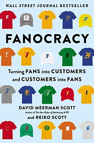 Fanocracy By Tony Meerman Robbins