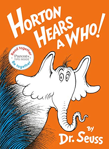 Horton Hears a Who: Read Together Edition By Dr Seuss