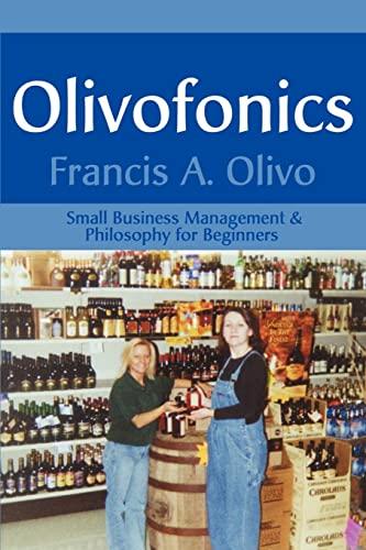 Olivofonics By Francis a Olivo