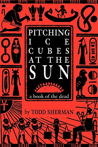 Pitching Ice Cubes at the Sun By Todd Sherman