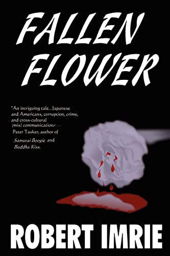 Fallen Flower By Robert Imrie