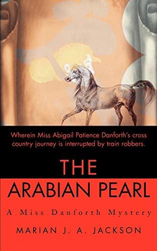 The Arabian Pearl By Marian J a Jackson