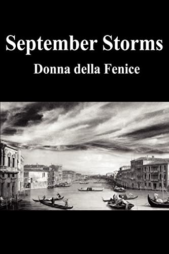 September Storms By Donna Della Fenice