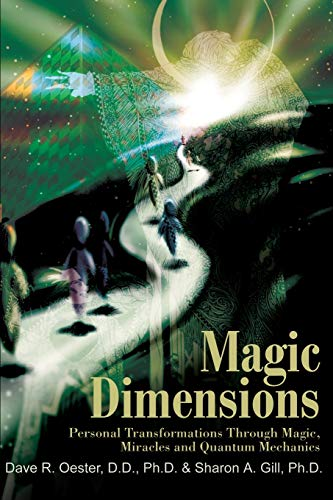 Magic Dimensions By Sharon A Gill