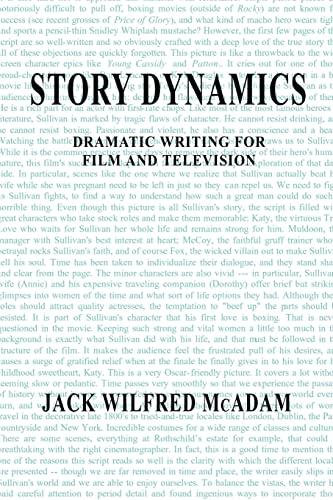 Story Dynamics By Jack W McAdam