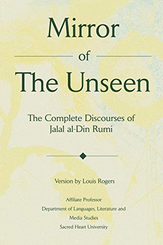 Mirror Of The Unseen By Louis Rogers