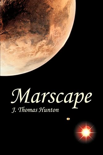 Marscape By J Thomas Hunton