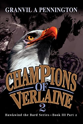 Champions of Verlaine 2 By Granvil A Pennington