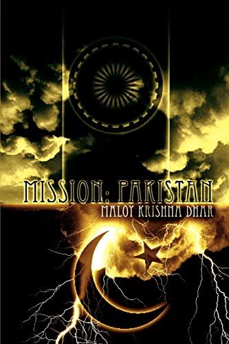 Mission By Maloy Krishna Dhar