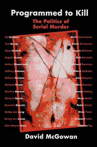 Programmed to Kill By David McGowan